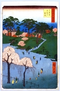 日暮里寺院の林泉.jpg